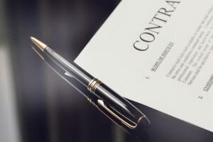 energy law contract disputes potts law firm