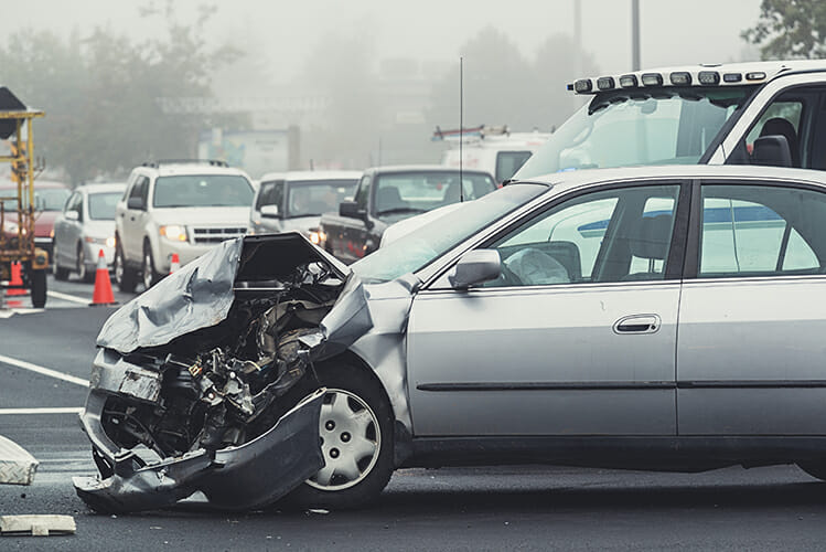 Potts Law - Car & Truck Accidents Practice Area