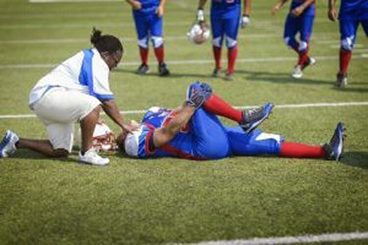 Sports Personal Injury law